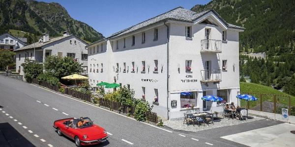 Aussenansicht Hotel Fletschhorn