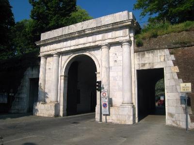Porta Elisa in Lucca