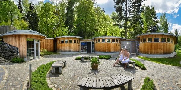 Saunalandschaft Bad Brambach