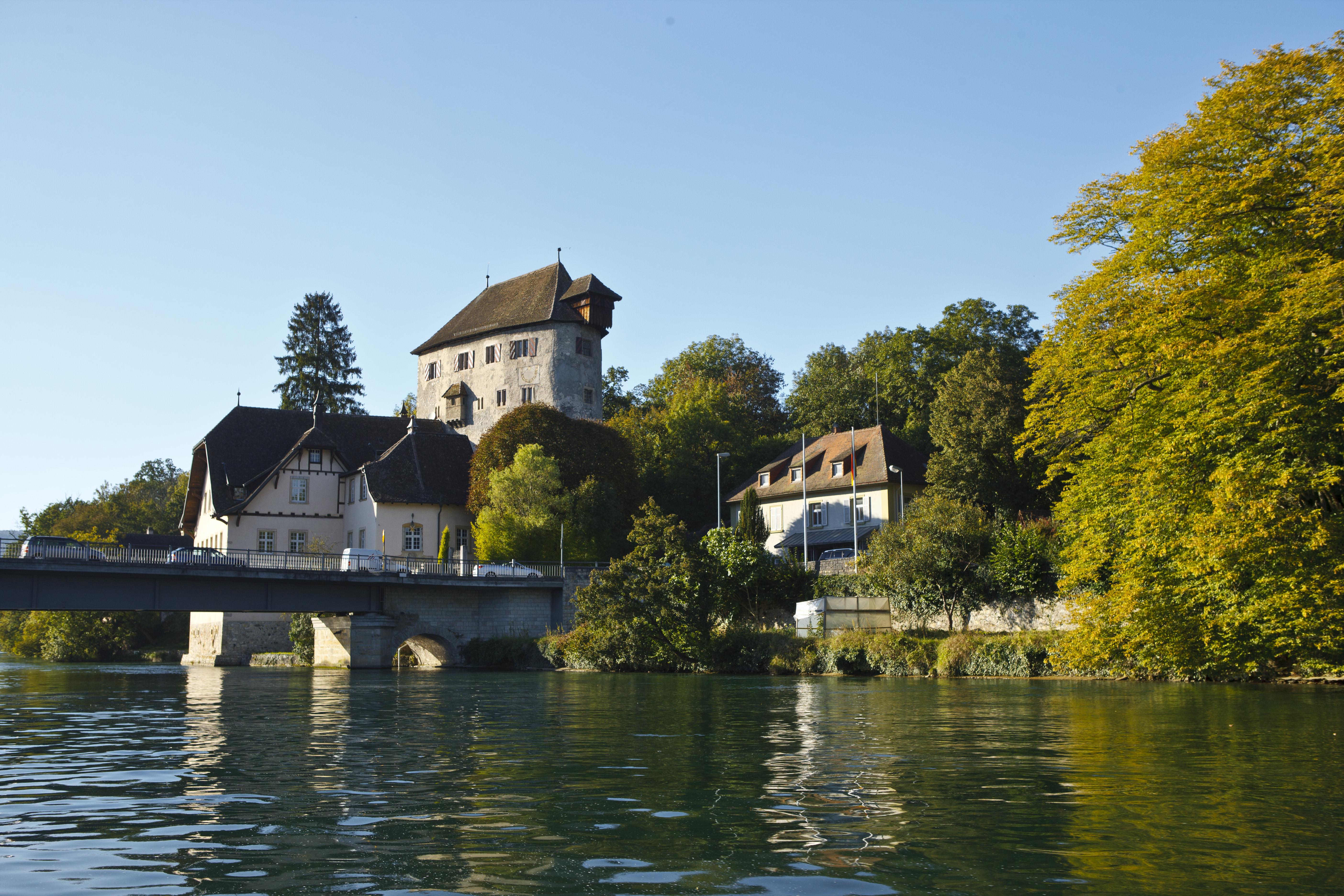 Schloss Rötteln in Hohentengen