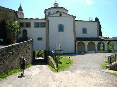 Wallfahrtskirche Santuario di Pancole