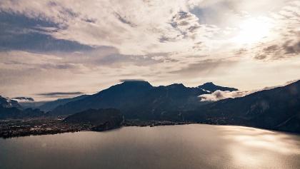 Panorama von Pregasina