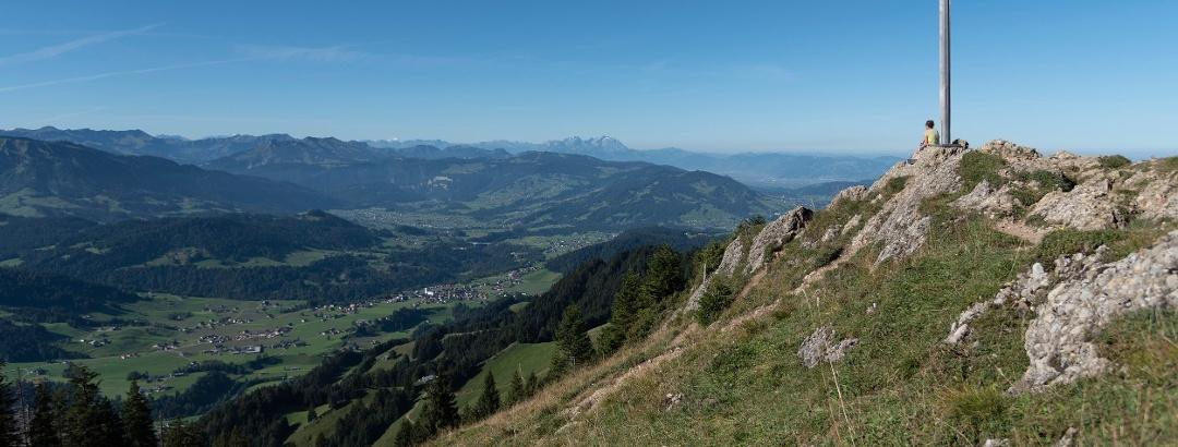 Gipfel Hochhäderich (c) Martin Vogel