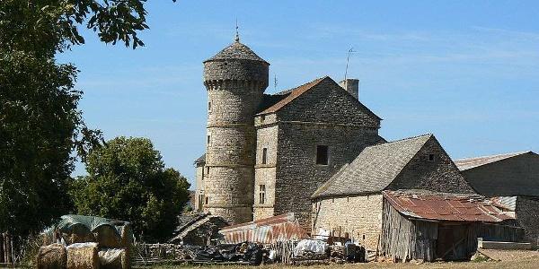 Ferme du Choizal (château)