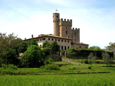 Siena, Castello della Chiocciola