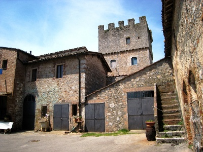 Siena: Castello di Villa