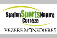 Logo Station Sports Nature Vézère-Monédières