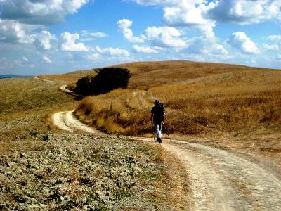 Wanderparadies Crete Senesi