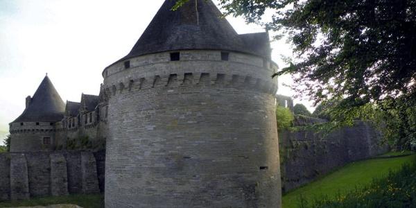 Château des Rohan - Pontivy