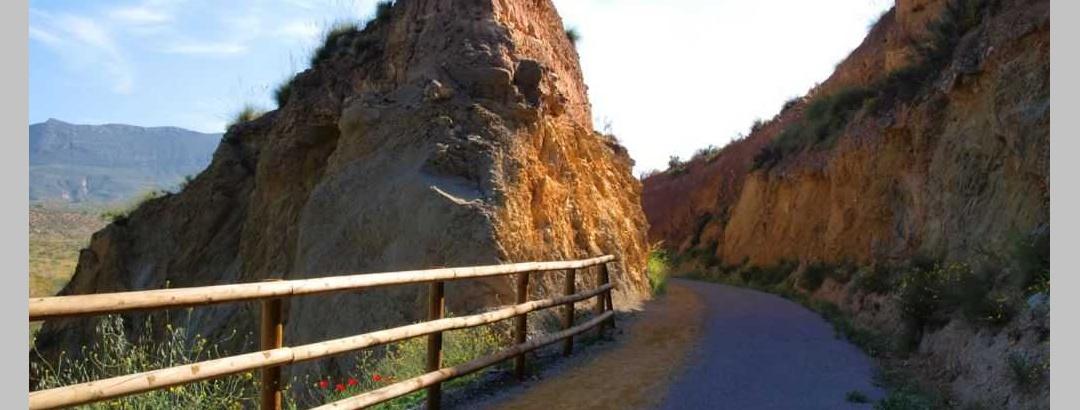 Vía Verde de Lucainena de las Torres