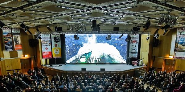 Freiträumer Festival in der Festhalle Plauen