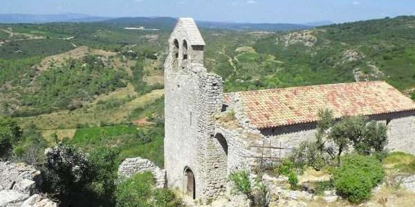 Le Castellas d'Aumelas – Circuit VTT n°4