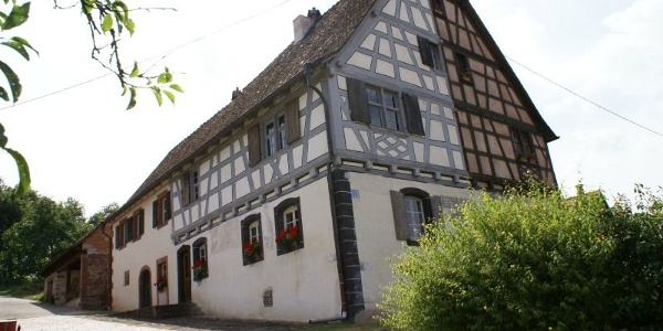 La Maison Suisse à Wimmenau