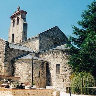 Eglise Saint-André-de-Sorède