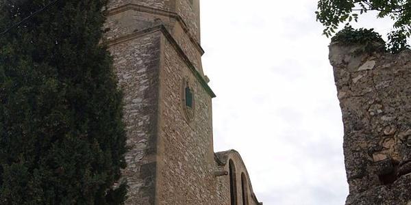 Església parroquial de Sant Jaume - Creixell