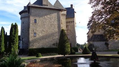 6 cols autour de la vallée de la Dordogne