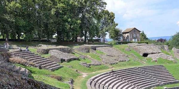 Théatre gallo-romain - Autun