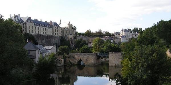 Château des Ducs de la Trémoïlle à Thouars