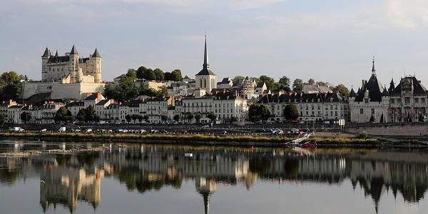 La Loire et Saumur