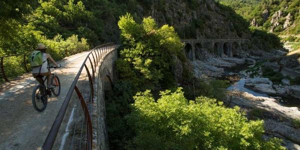 En amont du Pont de Chervil