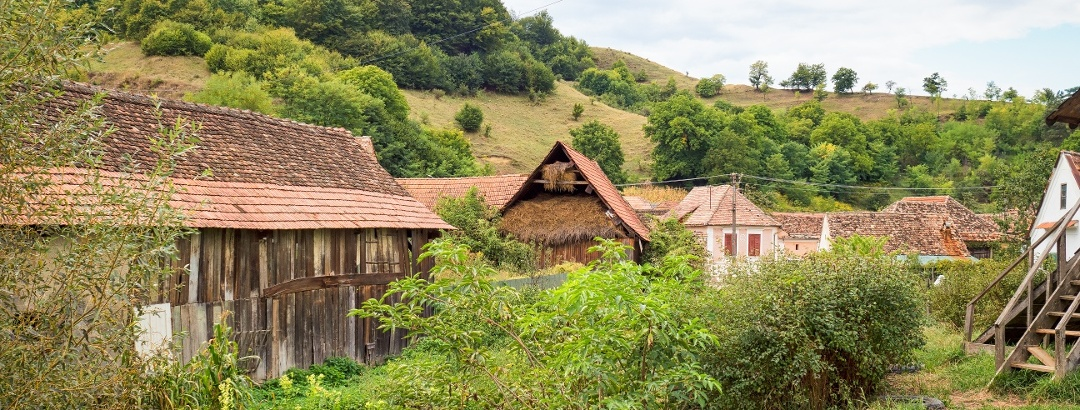 Time stands still in this pittoresque Romanian village