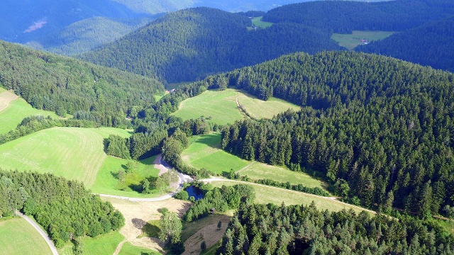 Blick vom Karlstein