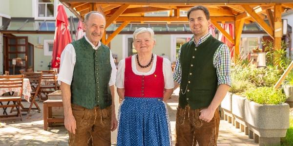 Gasthof-Restaurant Hubmann : Die Gastgeber