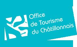 Logo Office de Tourisme du Châtillonnais