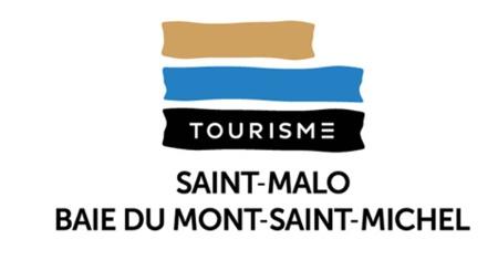 Logo Saint-Malo Baie du Mont-Saint-Michel Tourisme