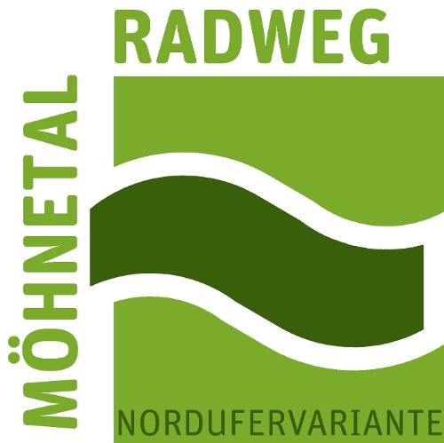 MöhnetalRadweg - Nordufervariante