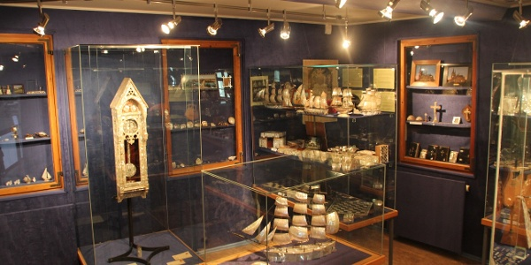 Perlmutter- und Heimatmuseum in Adorf