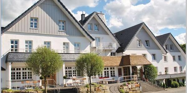 Startpunt Olsberg: Hotel Dorfkammer, Kirchstrasse 10-12