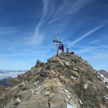 Hochfeiler-Gipfel