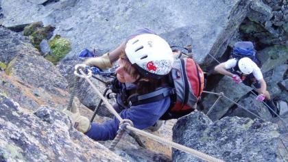 Klettersteig Nauders : Klettergarten nauders tour in tirol