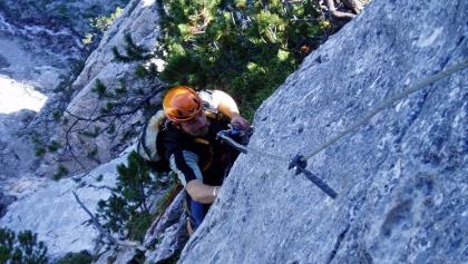 Y Set Klettersteig : Einführung in die welt der klettersteige mit tourenvorschlägen