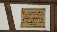 Wandertour durch den Dickwald in Sinsheim-Steinsfurt