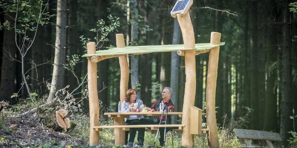 Picknickplatz Hörmöbel Bad Driburg