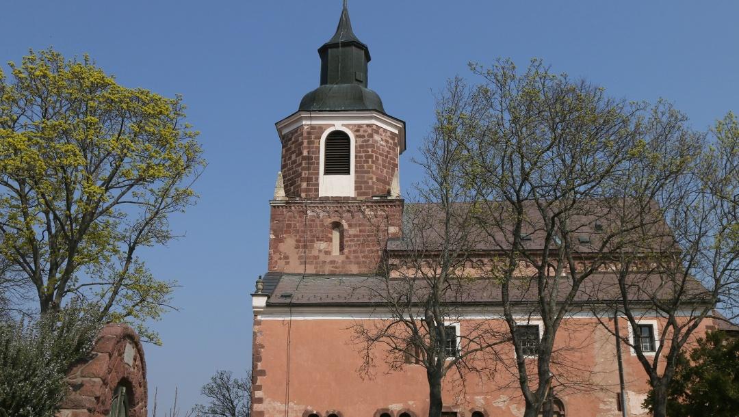 Felsőörs román kori temploma