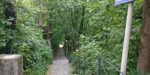 Steyr; Ennsleitenstiege