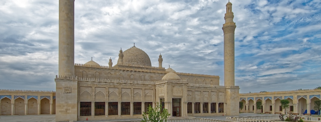 Juma Moschee in Şamaxı