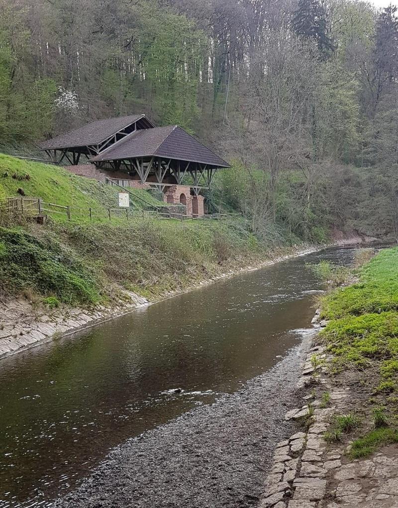 Foto: Blick von der Lieserbrücke