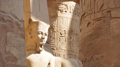 Ägyptischer Tempel