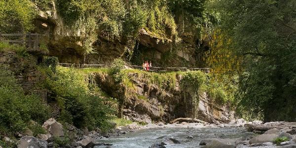 The river La Vièze