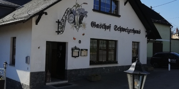 Schweizerhaus Schönbach bei Greiz