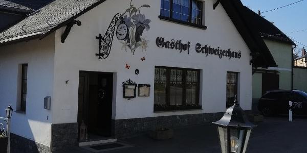 Schweizerhaus Schönbach (Greiz)
