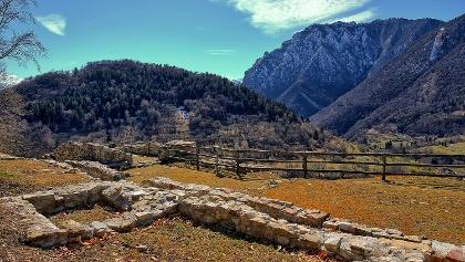 Archeological Area San Martino (Riva del Garda loc. Campi)
