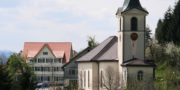Wallfahrtskirche Heiliger Wendelin 1