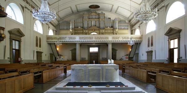 Stadpfarrkirche Sankt Martin 2