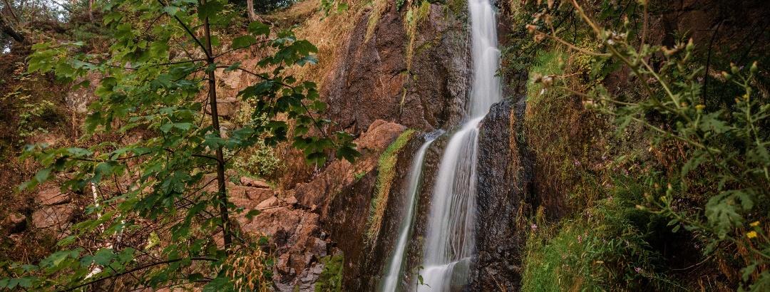 Tiefenbacher Wasserfall