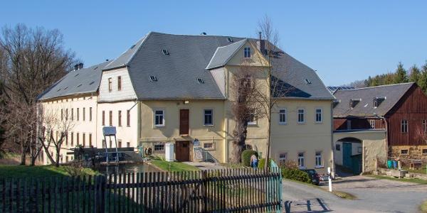 Klopfermühle Lengenfeld - Gesamtansicht